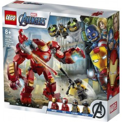 Lego® 76164 Hulkbuster de Iron Man vs. Agente de A.I.M.