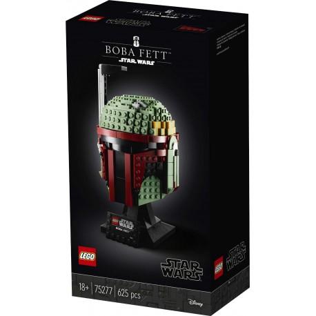 Lego® 75276 Casco de Boba Fett™