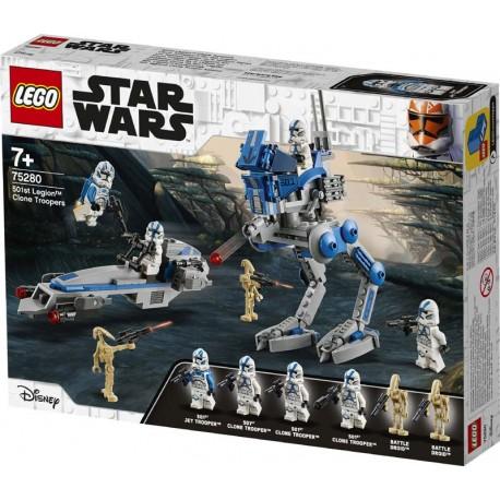 Lego® 75280 Soldados Clon de la Legión 501