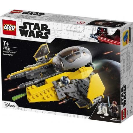 Lego® 75281 Interceptor Jedi™ de Anakin