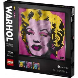 Lego® 31197 Andy Warhol´s Marylin Monroe