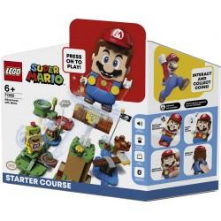 Lego® 71360 Pack Inicial: Aventuras con Mario