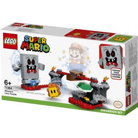 LEGO® 71364 Set de expansión: Lava Letal de Roco
