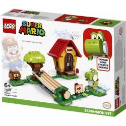 Lego® 71367 Set de Expansión: Casa de Mario y Yoshi
