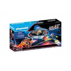 Playmobil® 70019 Planeador Policía Galáctica