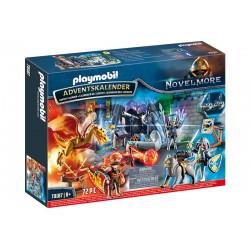 Playmobil® 70187 Calendario de Adviento Batalla por la Piedra Mágica