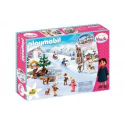 Playmobil® 70261 El Mundo de Invierno de Heidi