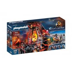 Playmobil® 70390 Mina de Lava de los Bandidos de Burnham