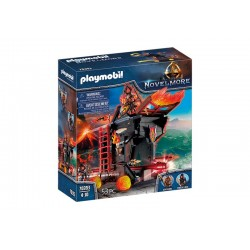 Playmobil® 70393 Ariete de Fuego de los Bandidos de Burnham