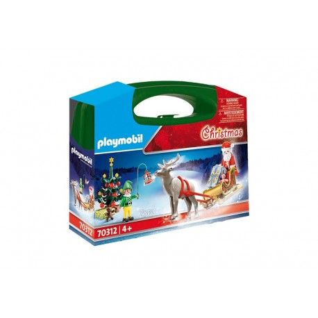 Playmobil® 70312 Maletín Grande de Navidad