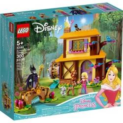 Lego® 43188 Cabaña en el Bosque de Aurora