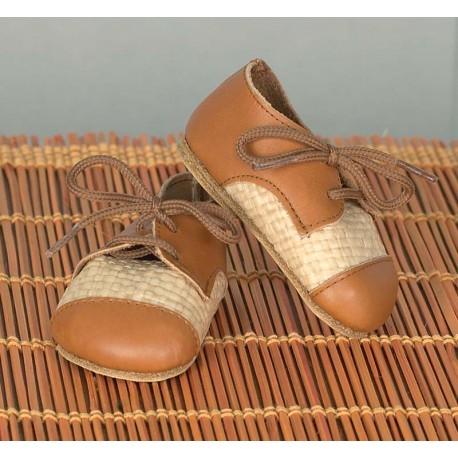 JP30012 Zapatos Rafia