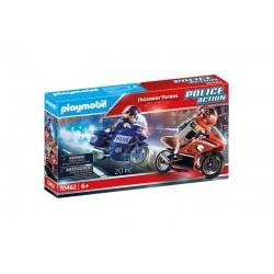 Playmobil® 70462 Persecución de Motos