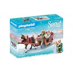 Playmobil® 70397 Paseo en Trineo