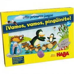 HABA® ¡Vamos, Vamos, Pingüinito!