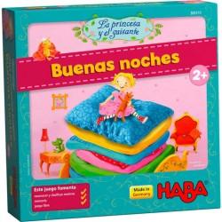 HABA® Mis primeros juegos: La Princesa y el Guisante – Buenas Noches