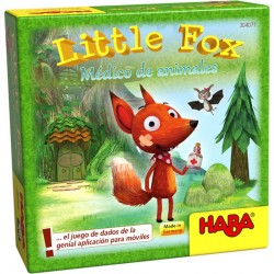HABA® Little Fox Médico de Animales