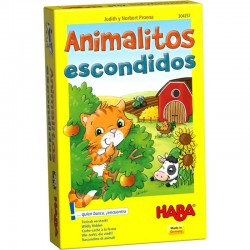 HABA® Animalitos Escondidos
