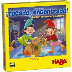 HABA® ¡Tocado, encontrado!