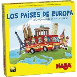 HABA® Los Países de Europa