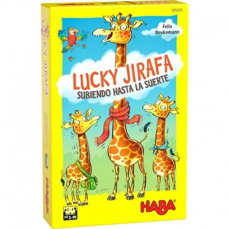 HABA® Lucky Jirafa