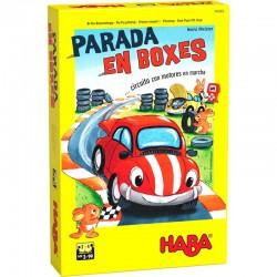 HABA® Parada en Boxes