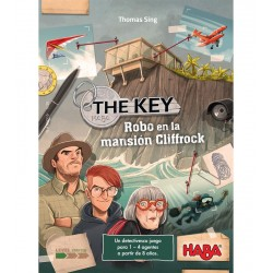 HABA® The Key – Robo en la mansión Cliffrock