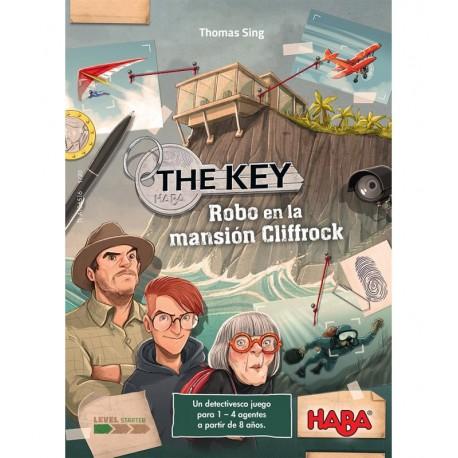 HABA® The Key – Robo en la mansión Cliffrock