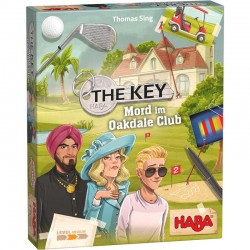 HABA® The Key – Asesinato en el Club de Golf