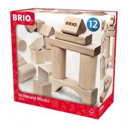BRIO® Bloques de Construcción 50 Piezas