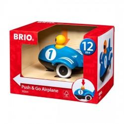 BRIO® Avión Pulsa y Avanza
