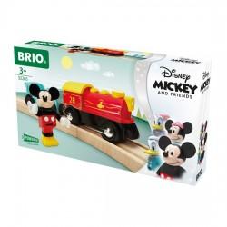 BRIO® 33265 Tren a pilas de Mickey Mouse