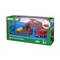 BRIO® 33213 Locomotora de Mercancías Teledirigida