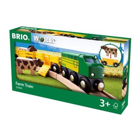BRIO® 33404 Tren de Granja