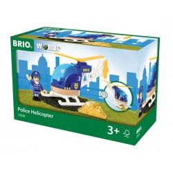BRIO® 33828 Helicóptero de Policía