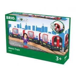 BRIO® 33867 Tren de Metro