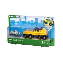 BRIO® 3333897 Vehículo de Mantenimiento