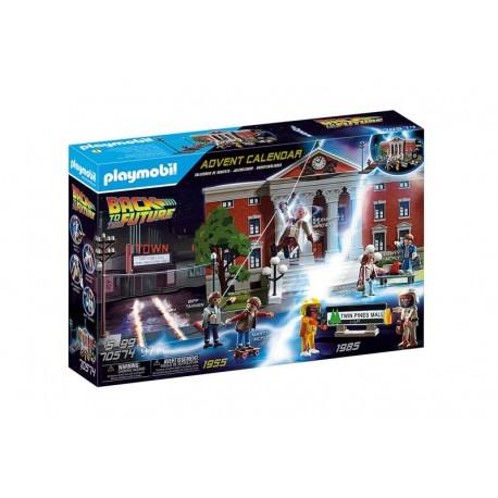 """Playmobil® 70574 Calendario de Adviento """"Back to the Future"""""""
