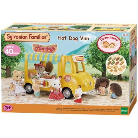 Sylvanian Families 5240 Furgoneta de Hot Dogs
