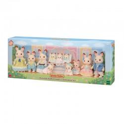 SF 5506 Familia Conejo Chocolate 35 Aniversario