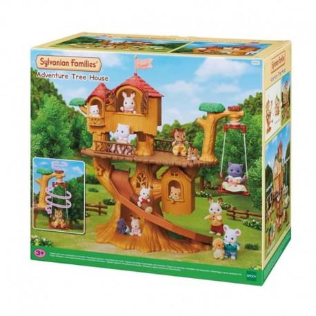 Sylvanian Families 5450 Casa del Árbol de Aventuras