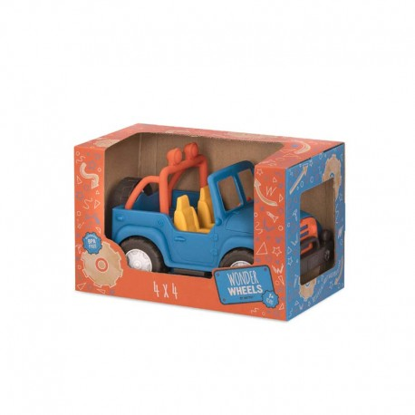 Wonder Wheels 4x4 Todoterreno Azul