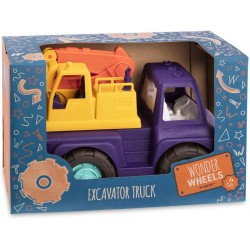 Wonder Wheels Camión Excavadora