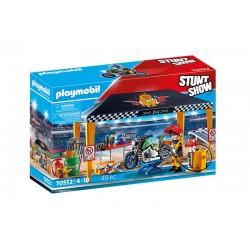 Playmobil® 70552 Stuntshow Tienda Taller