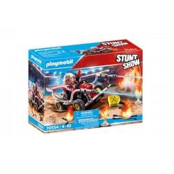 Playmobil® 70554 Stuntshow Kart Bombero