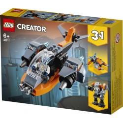 Lego® 31111 Ciberdrón