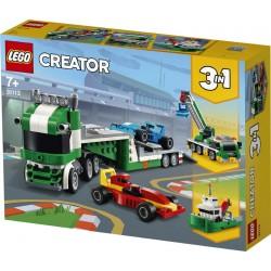 Lego® 31113 Transporte de Coches de Carreras