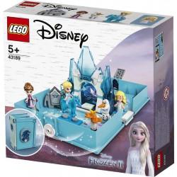 Lego® 43189 Cuentos e Historias: Elsa y el Nokk