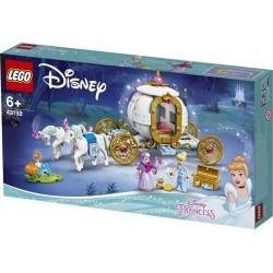 Lego® 43192 Carruaje Real de Cenicienta