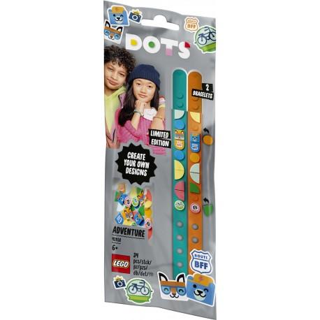 LEGO® 41918 Pulseras Aventura